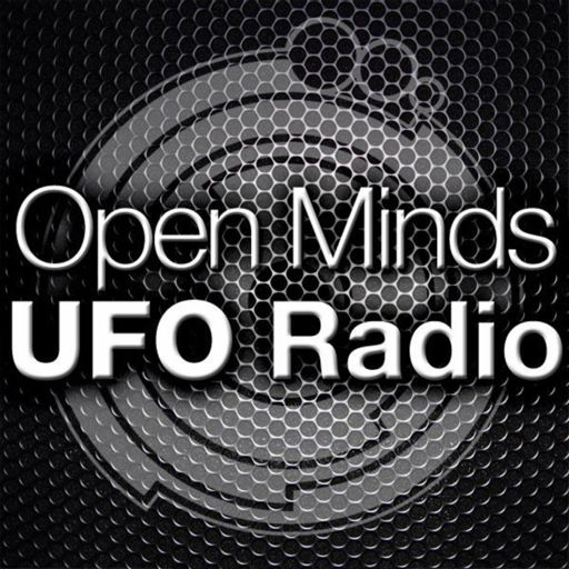 Cover art for podcast Open Minds UFO Radio