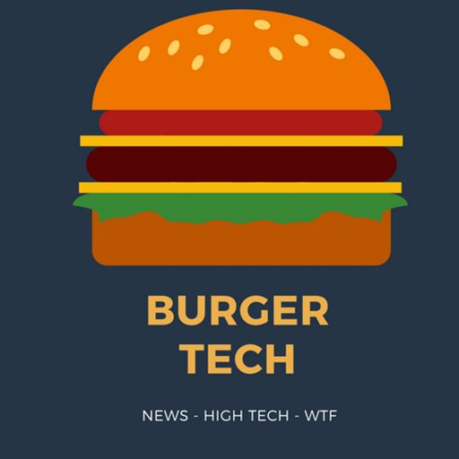 Cover art for podcast BurgerTech