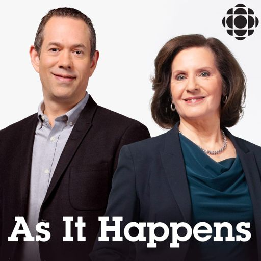 Cover art for podcast As It Happens from CBC Radio
