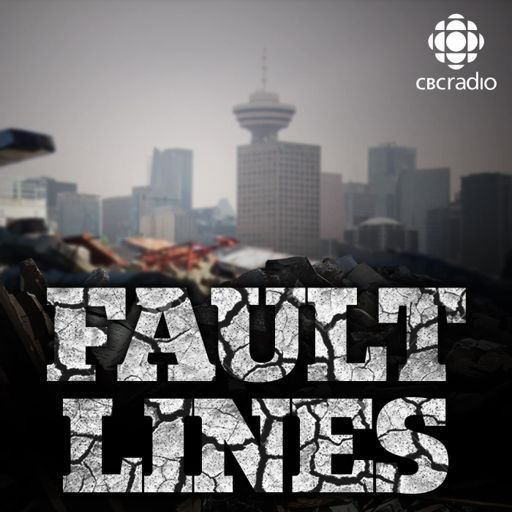Cover art for podcast Fault Lines