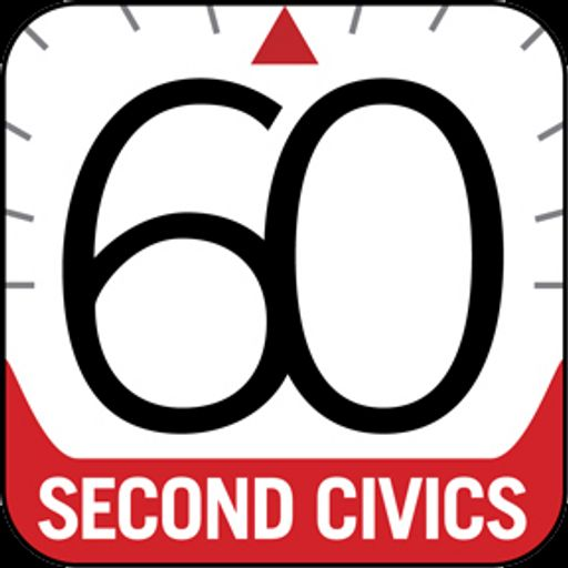 Cover art for podcast 60-Second Civics Podcast