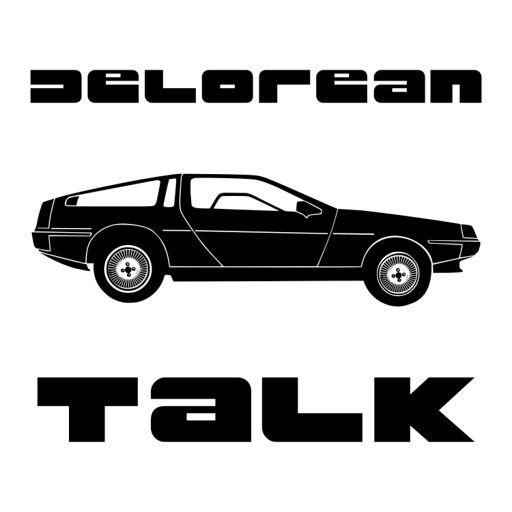 Cover art for podcast DeLorean Talk