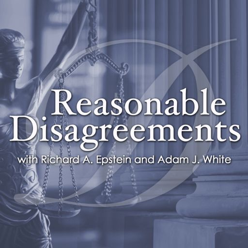 Cover art for podcast Hoover Institution: Reasonable Disagreements