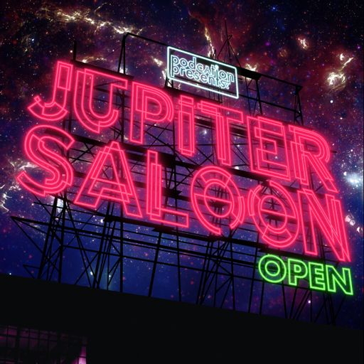 Cover art for podcast Jupiter Saloon