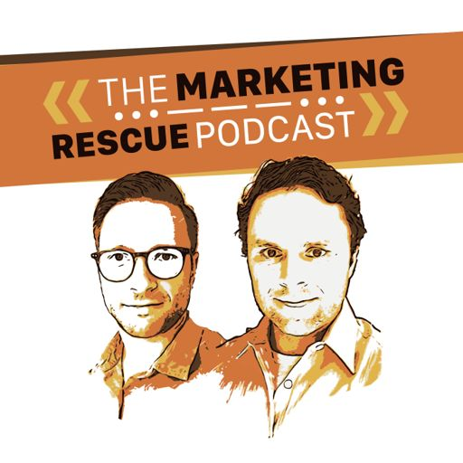 Cover art for podcast The Marketing Rescue Podcast