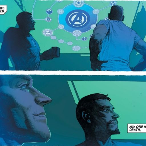 Hickman's Avengers Run From Everything Dies to Time Runs Out