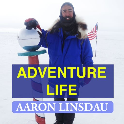 Cover art for podcast Adventure Life with Aaron Linsdau