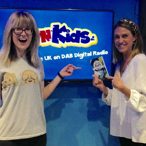 Abi Elphinstone Is In The Studio Before World Book Day! from Fun