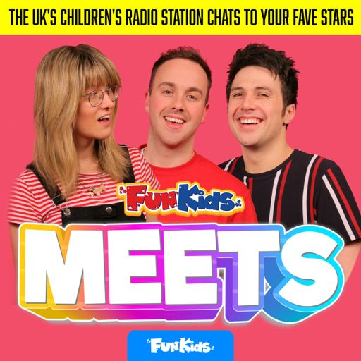 Cover art for podcast Fun Kids Meets