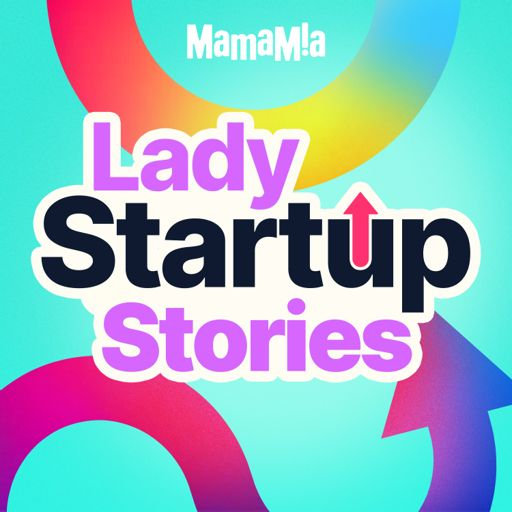 Cover art for podcast Lady Startup Stories