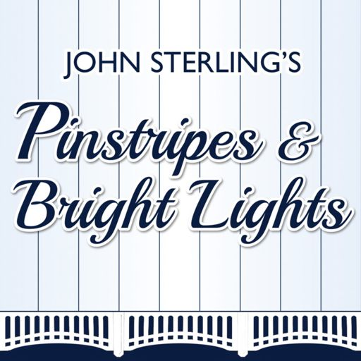 Cover art for podcast Pinstripes & Bright Lights