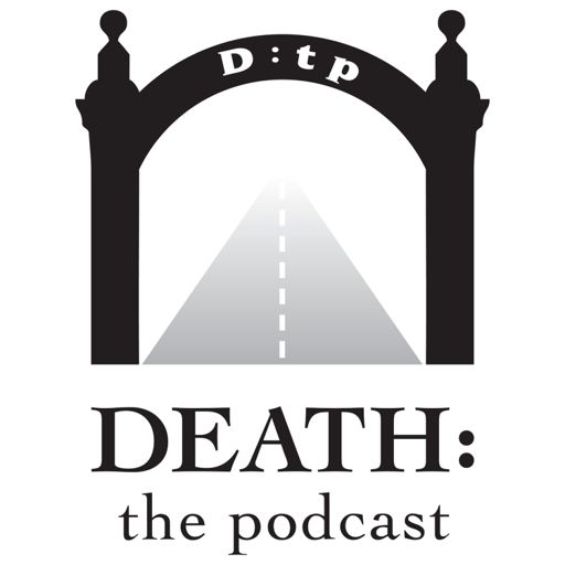 Cover art for podcast Death: the podcast