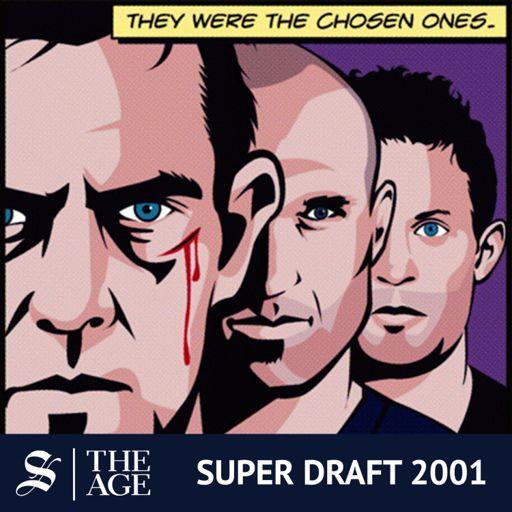 Cover art for podcast Superdraft 2001