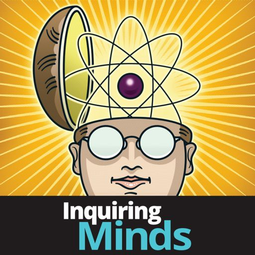 Cover art for podcast Inquiring Minds