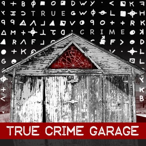 Cover art for podcast True Crime Garage