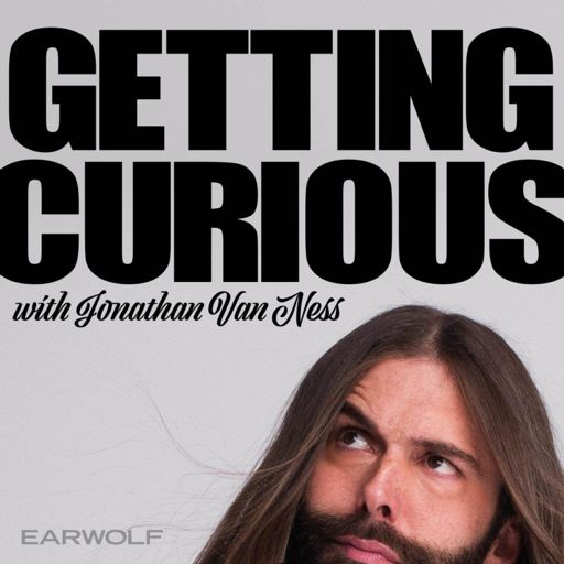 Cover art for podcast Getting Curious with Jonathan Van Ness