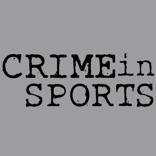Cover art for podcast Crime in Sports