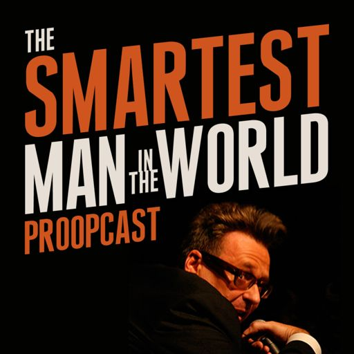 Cover art for podcast The Smartest Man in the World