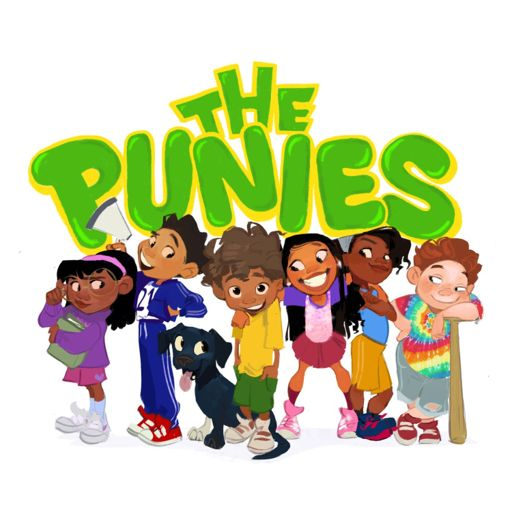 Cover art for podcast The Punies by Kobe Bryant