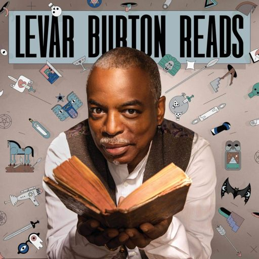 Cover art for podcast LeVar Burton Reads
