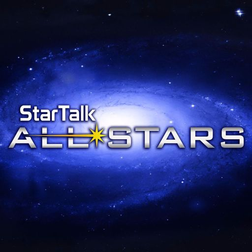 Cover art for podcast StarTalk All-Stars