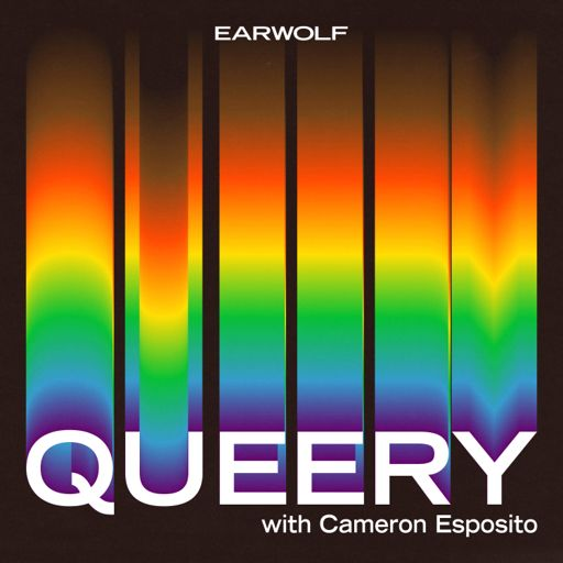 Cover art for podcast QUEERY with Cameron Esposito