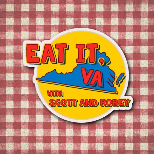 Cover art for podcast Eat It, Virginia!