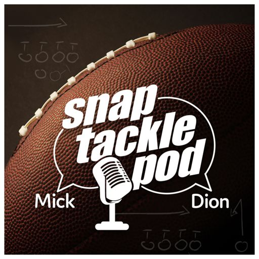 Cover art for podcast Snap Tackle Pod