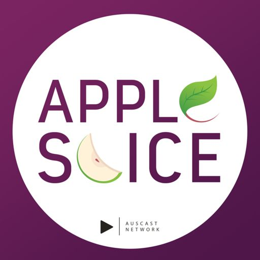 Cover art for podcast Apple Slice