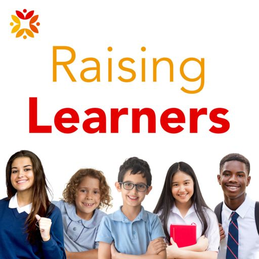 Cover art for podcast Raising Learners