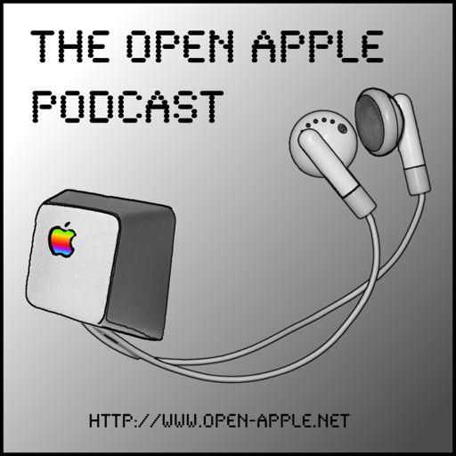 Cover art for podcast Open Apple