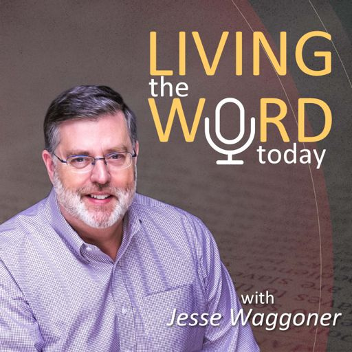 Cover art for podcast Living the Word Today
