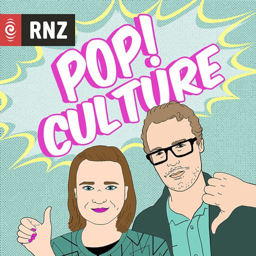 Cover art for podcast RNZ: Pop! Culture