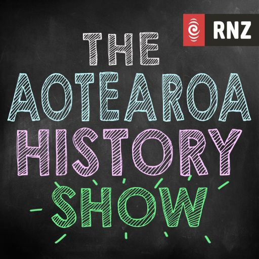 Cover art for podcast The Aotearoa History Show
