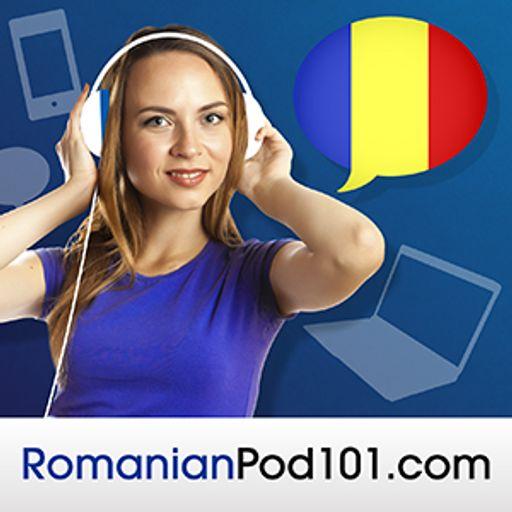 Cover art for podcast Learn Romanian | RomanianPod101.com