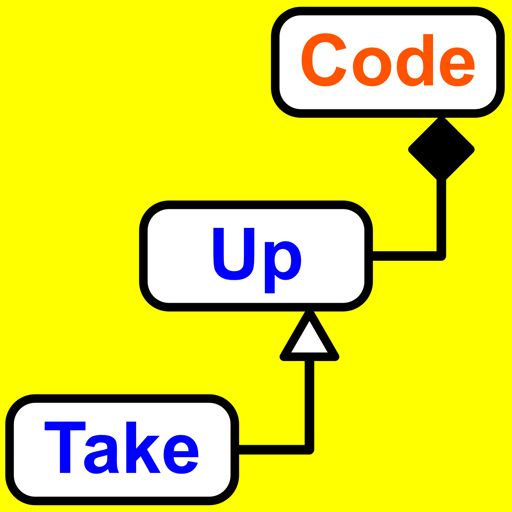 Cover art for podcast Take Up Code