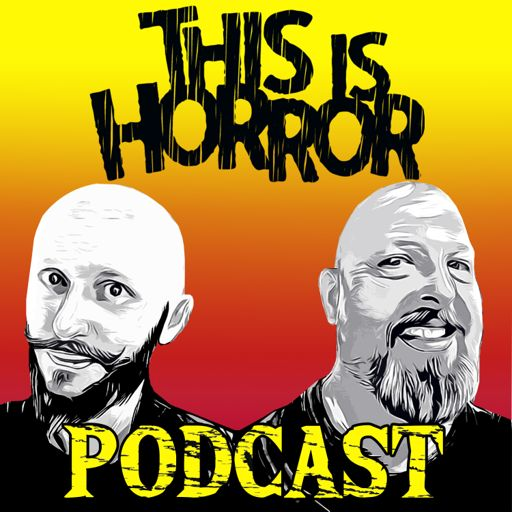 Cover art for podcast This Is Horror Podcast