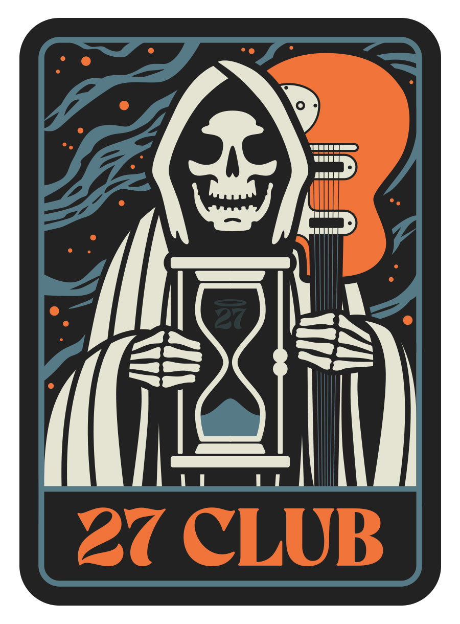 27 Club album art