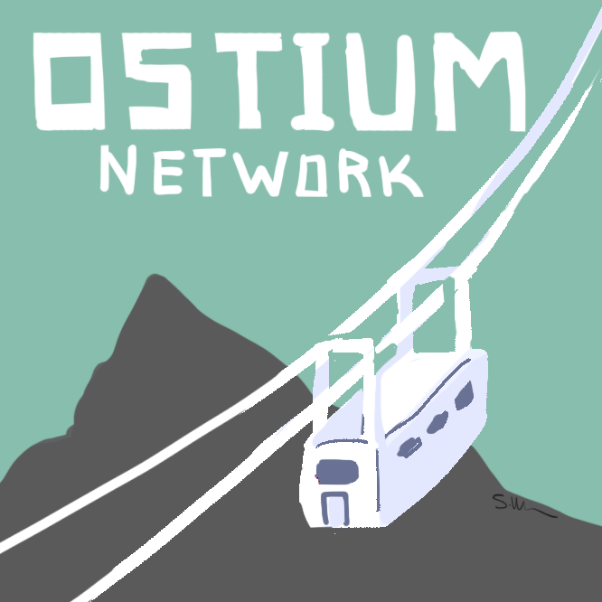 Ostium Podcast album art