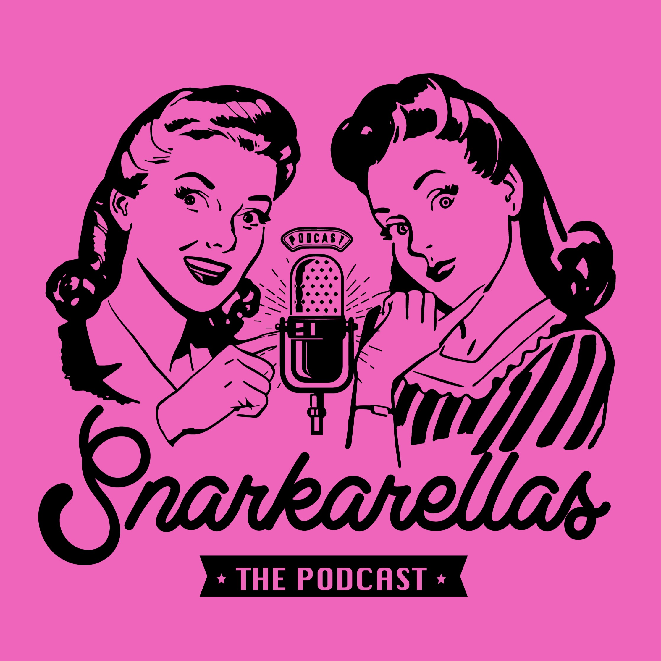 The Snarkarellas album art