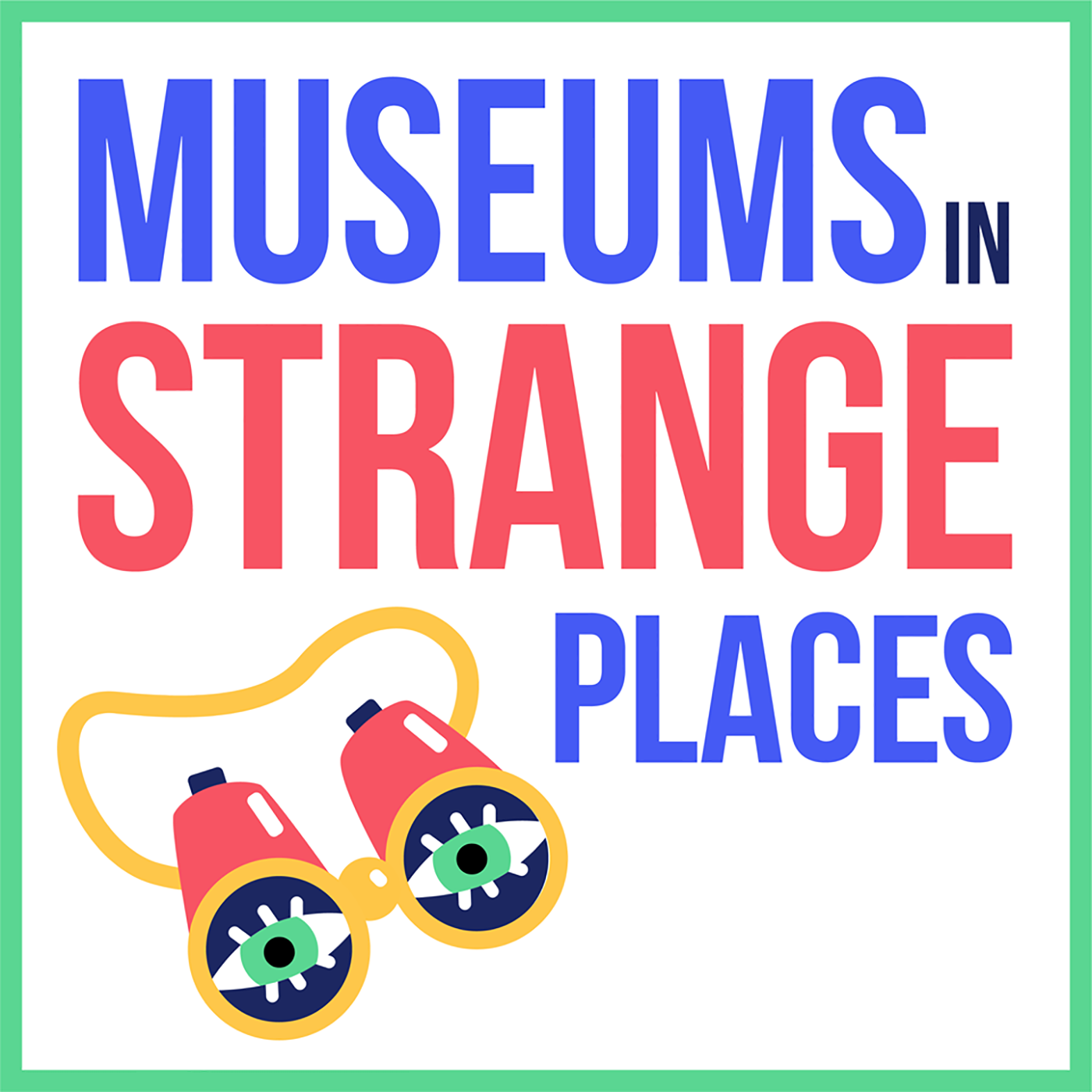 Museums in Strange Places album art