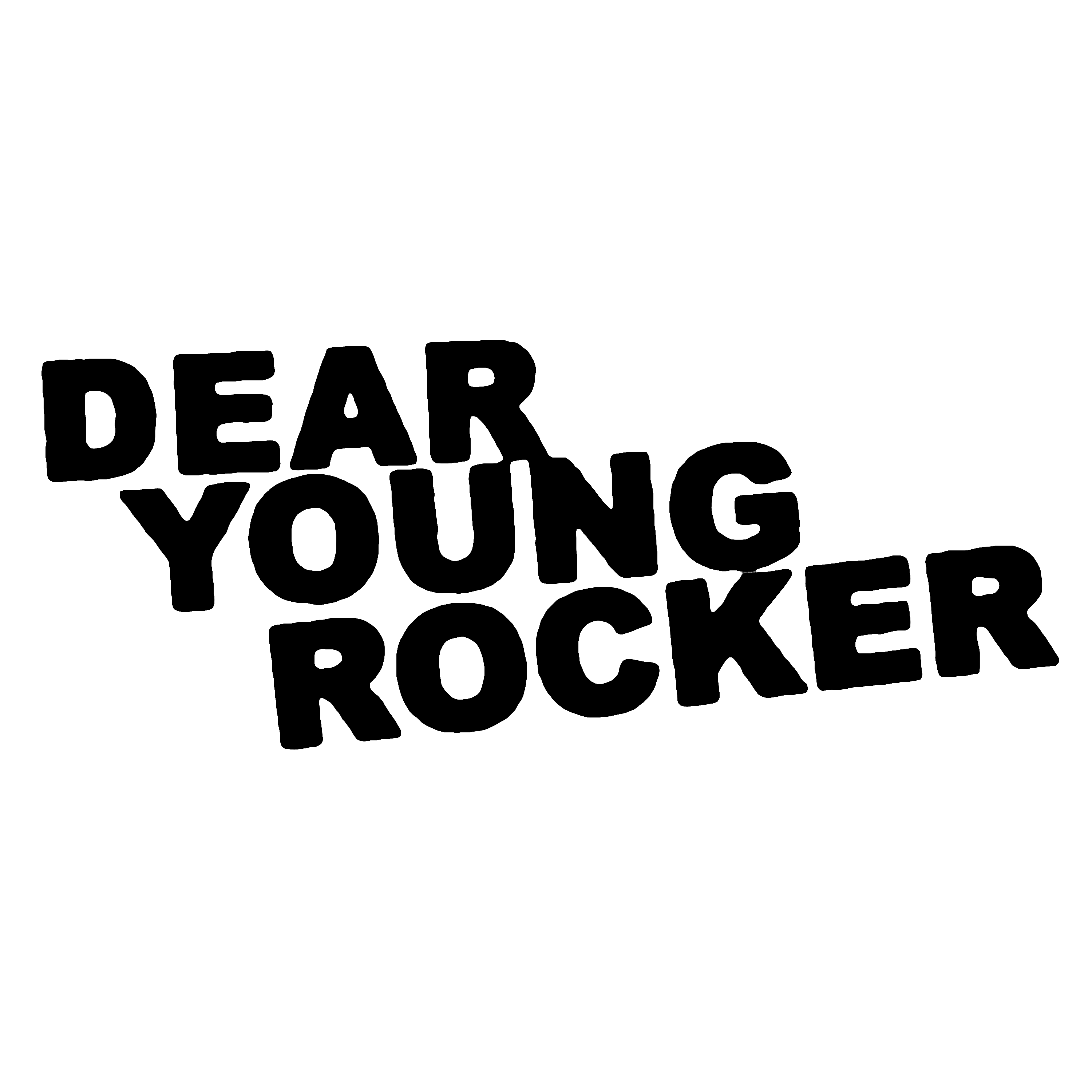 Dear Young Rocker album art