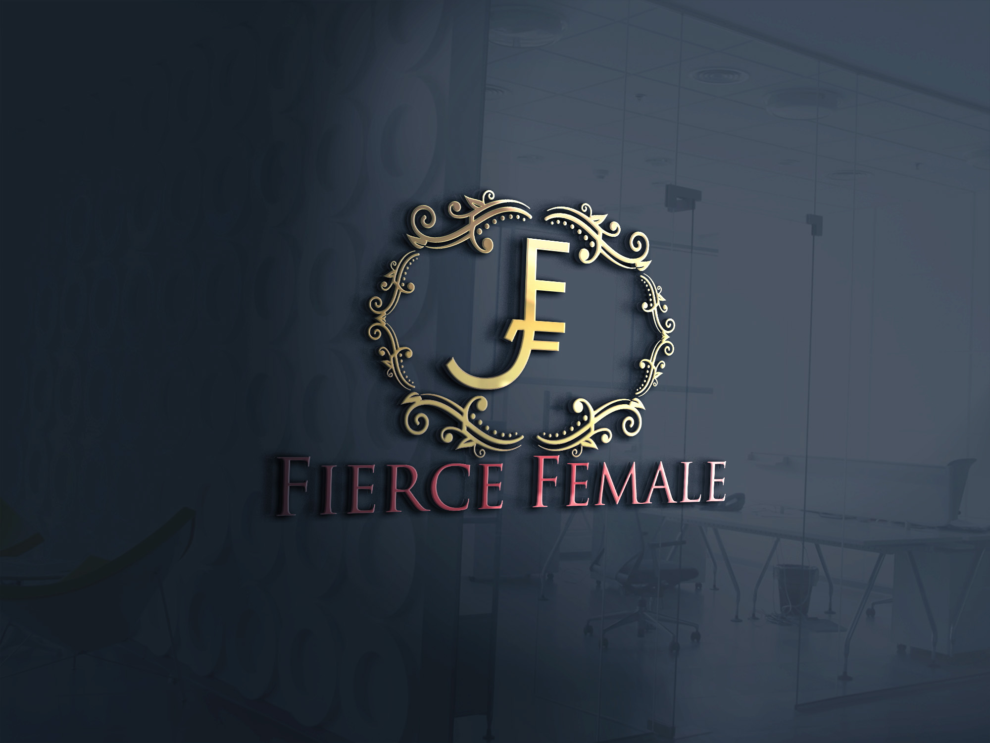 The Fierce Female Network  album art