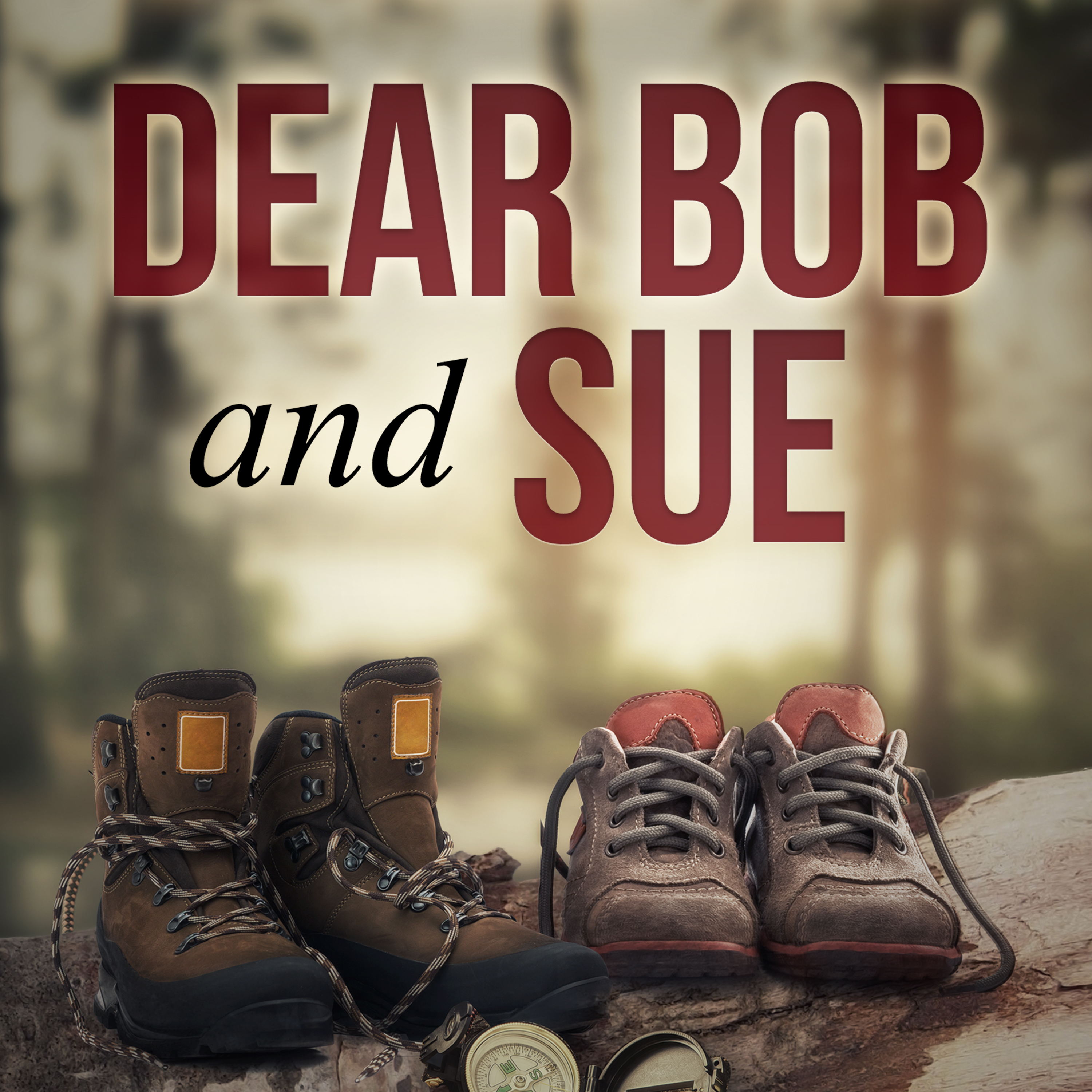 Dear Bob and Sue: A National Parks Podcast album art