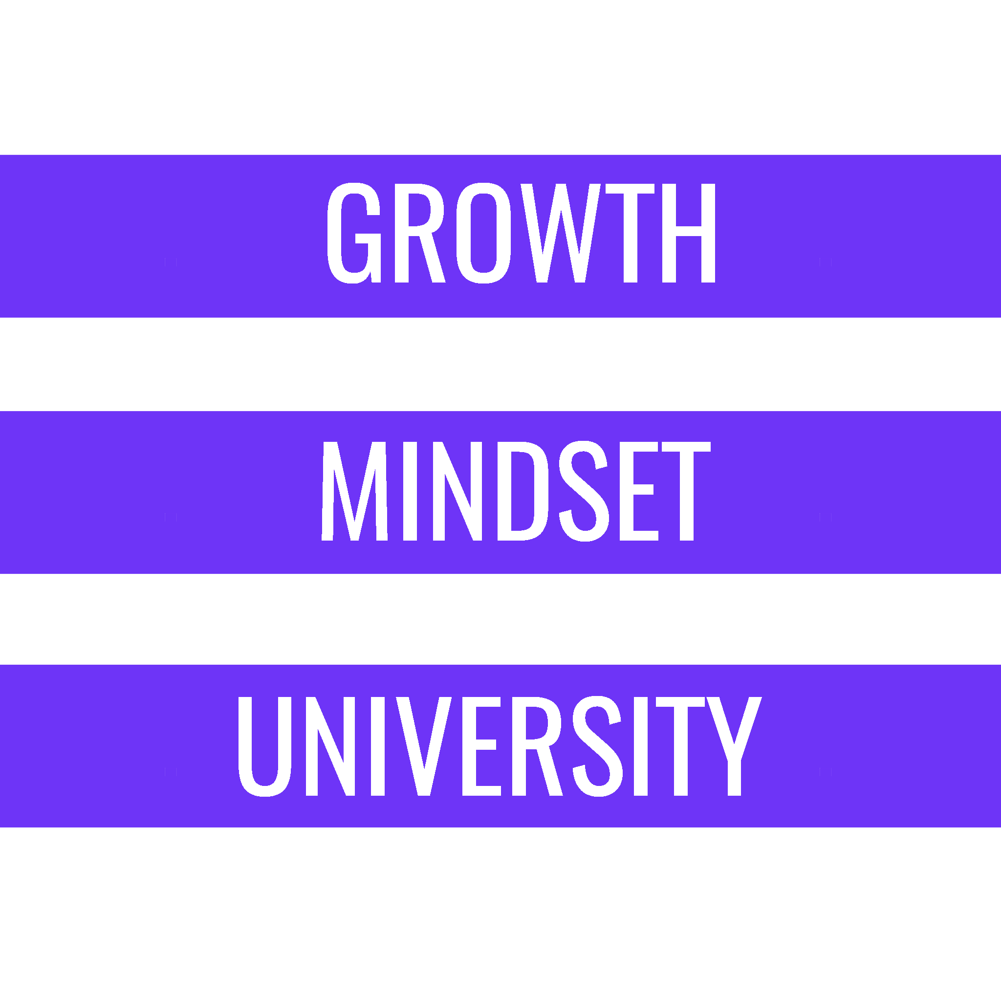 Growth Mindset University album art
