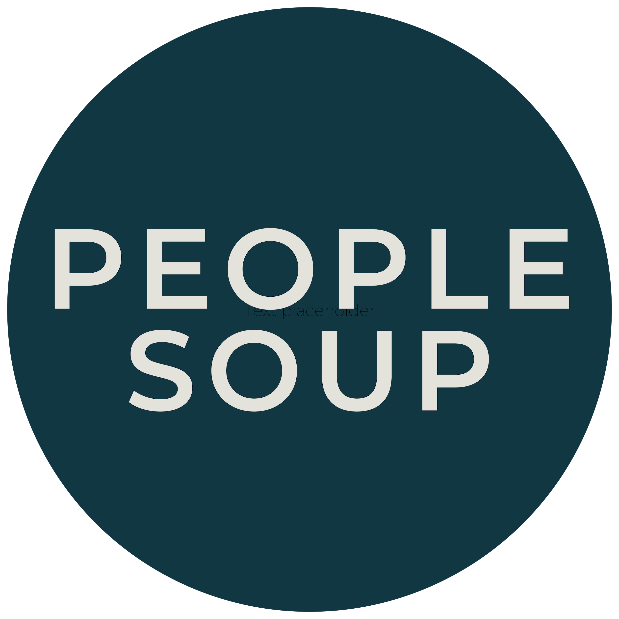 People Soup - psychology@work album art